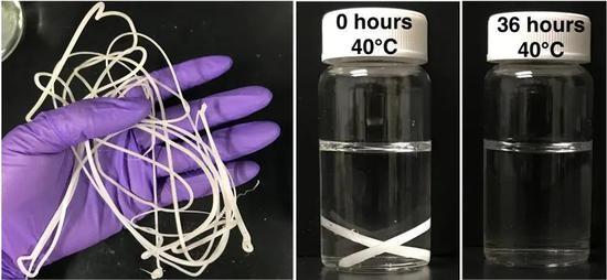 自然重磅献礼科学家造出了能在几天里完全降解的塑料