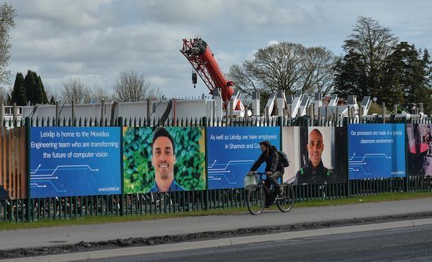 英特尔爱尔兰制造厂爆发疫情70人感染新冠病毒
