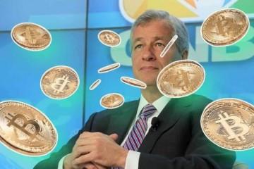 摩根大通CEO批评加密货币监管滞后老奶奶都要入场了