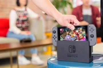 任天堂发财务数据Switch卖疯却下调目标