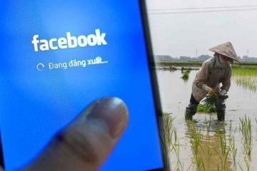 Facebook在越南农村探索新模式用聊天和视频推动社交电商