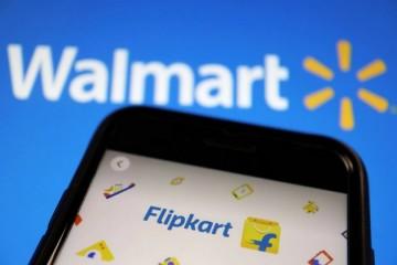 沃尔玛旗下Flipkart我们和亚马逊不一样请印度反垄断机构区别调查
