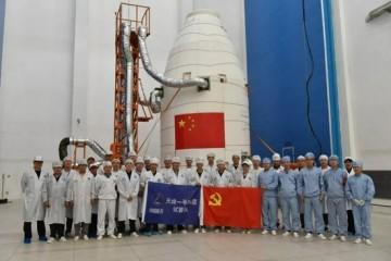 刚刚天绘一号04星发射成功这个月6发6中